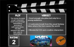 Movie Review - Smurfs: The Lost Village
