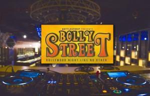 Rock n Roll with BollyStreet @BOTTLE STREET tomorrow!