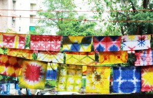 Learn the Artsy Secrets of Shibori Tie-Dye at this Workshop!