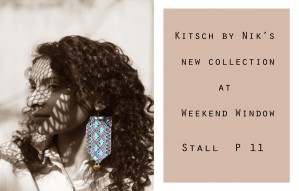 Kitsch by Nik @ Weekend Window