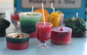 Craft Floating Candles & more at this Workshop on 29th April