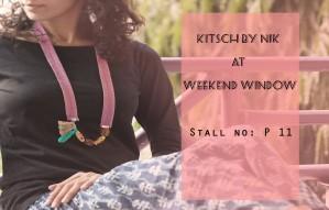 Kitsch by Nik @ Weekend Window XI