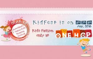 KidFest- Ahmedabad's 1st Online Kids Shopping Festival