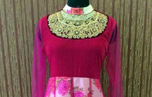 Aayushi Shah displays her lovely wear at Anay Gallery