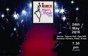 WOMEN'S STYLE AWARDS 2016 by INIFD Ahmedabad