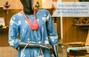 Find Chic Bohemian fashion at The Ants Store