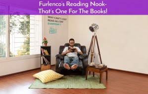A Cozy Space Decor only for Bookworms by Furlenco