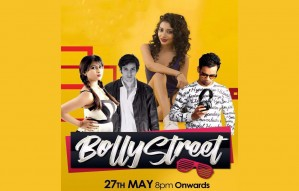 Groove all night with BollyStreet @BOTTLE STREET tomorrow!