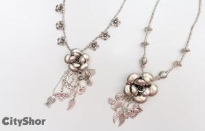 Bring the grace with perfection in silver jewellery @ Eshyl