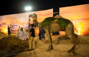 Fun And Entertainment Dubai Style Only @Vacation 2017.