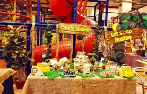 India's Premier Indoor Play Center Funky Monkeys Now in city