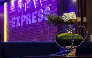 Enjoy Hookah this weekend at Dhuaa Express