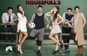 Movie Review - Housefull 3