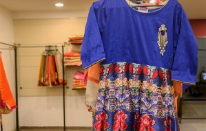 Beyond Gallery hosts lovely wear by GUJARAT SAREE STORE