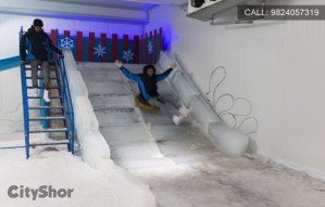 Snow in Ahmedabad? Experience it at ICEBERG: Snow World