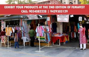 Showcase your products at the 2nd Edition of FEMAfest
