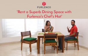 Deck up your dining space with Furlenco's  Chef's Hat