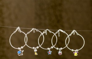 Variety of exclusive Kids jewellery in 92.5% Silver @ Eshyl!