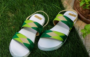 Grace filled customised monsoon footwear @ The Shoe Tales