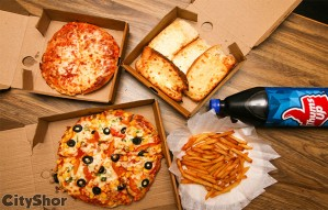 Greenland Pizzeria ! Get irresistible combos delivered!