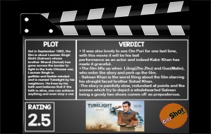 MovieReview  : Tubelight