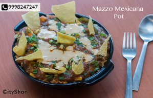 Authentic Mexican and Italian delicacies @ Twisted Mazzo
