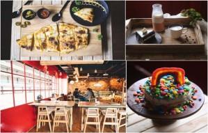 Enjoy The Best Of Savouries & Desserts@ Cream 'N' Crust Café