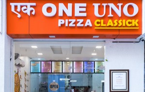 Oldest and the first ever Pizza Joint of A'bad - Ek One Uno