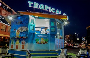 Done with Ice golas? Go for Tropical Sno now!