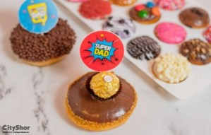Celebrate Father's Day with SuperDonuts