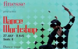 FINESSE - Dance Workshop led by Joseph Tenson