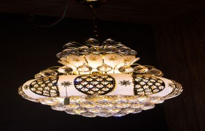 Style Code's mesmerizing hanging lights