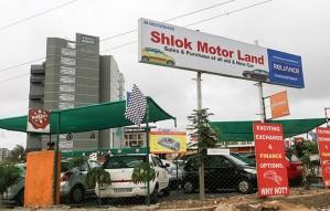 SHLOK MOTORLAND turns 14 & offers FREE Car & Interior Wash
