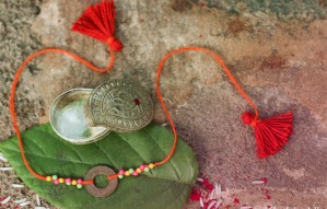 Unique handmade rakhis by KITSCH BY NIK
