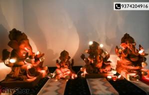 Tree Ganesha Idol making workshop | Register today @ Chakli