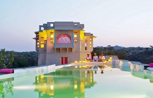 A Dreamy Hidden Resort near Jaipur perfect for Honeymooners!