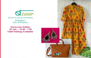 Baroda's most loved fashion exhibition now @ Showcase!