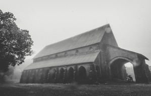 Mahabaleshwar's Unexplored Trails led to a Hidden Church
