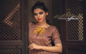Showcase of Festive Apparels by Ethnic Affairs @ ANAY!
