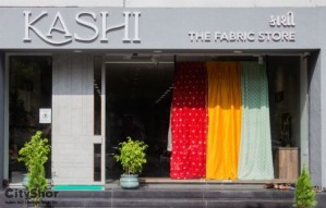 New Fabric store in City - Kashi The Fabric Store