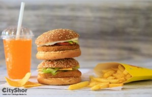 Indian Burger Meals starting at ₹99/- @ Jumbo King
