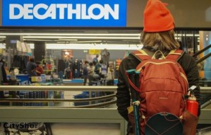 A casual day at Decathlon CG Road - 70+ Sports   5000+ Goods