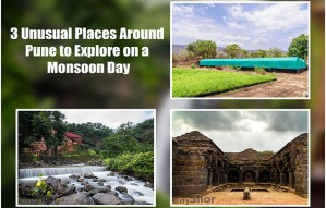 3 Unusual Places around Pune to Explore on a Monsoon Day