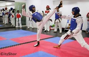 Get fit, fierce & firm with TAEKWONDO at KICK'S CLUB