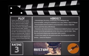 Movie Review - Rustom
