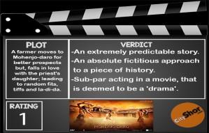 Movie Review - Mohenjo Daro