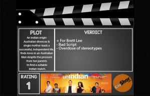 Movie Review - Unindian