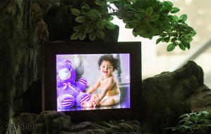 Fancy up your space with LED backlit frames by SN LUMI Art.