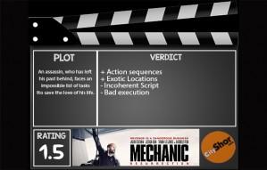 Movie Review : Mechanic