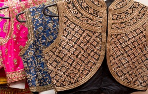 Witness a scintillating collection by GUJARAT SAREE STORE